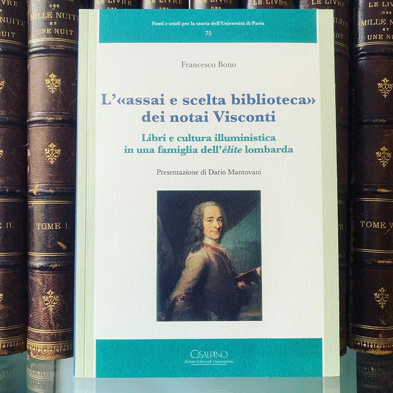 Che libri collezionava una famiglia di Pavia del '700?