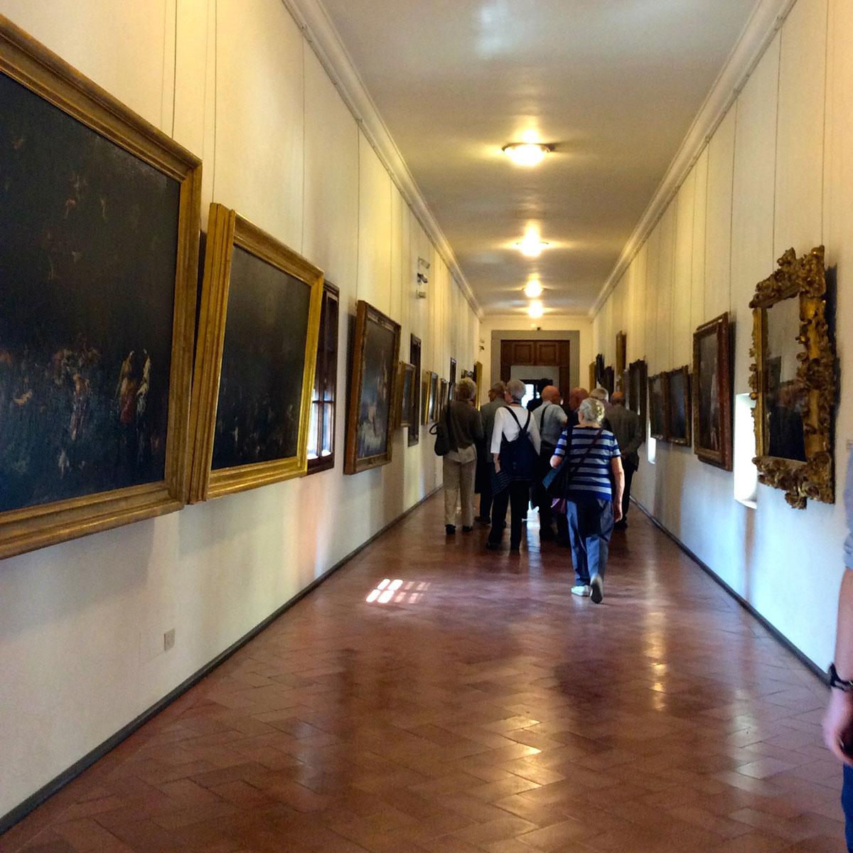 Biblioteca Laurenziana e Corridoio Vasariano