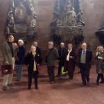 Magonza Duomo con la guida