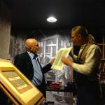 Museo Gutenberg prova di stampa