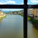Vista dell'Arno