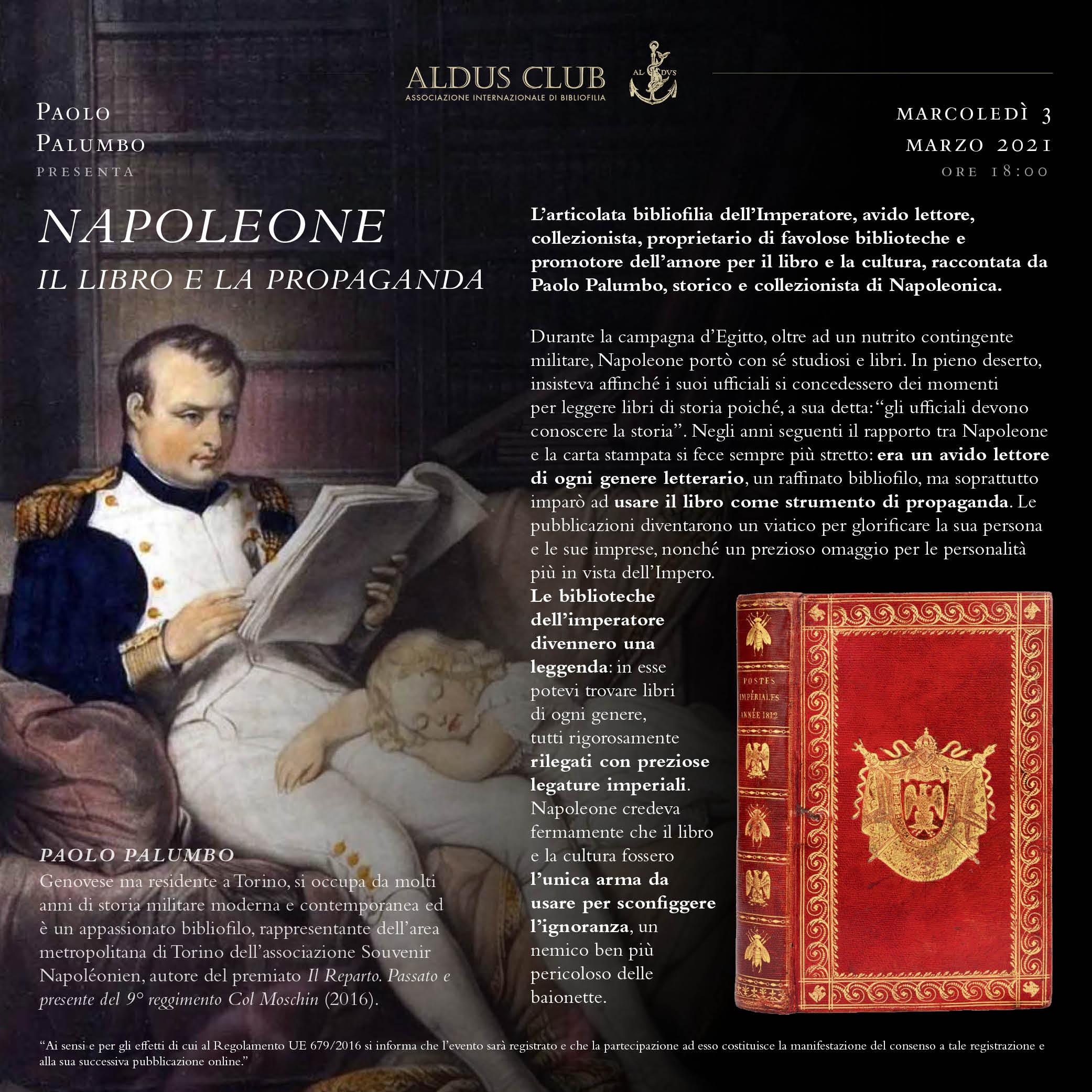 Napoleone: Il libro e la propaganda