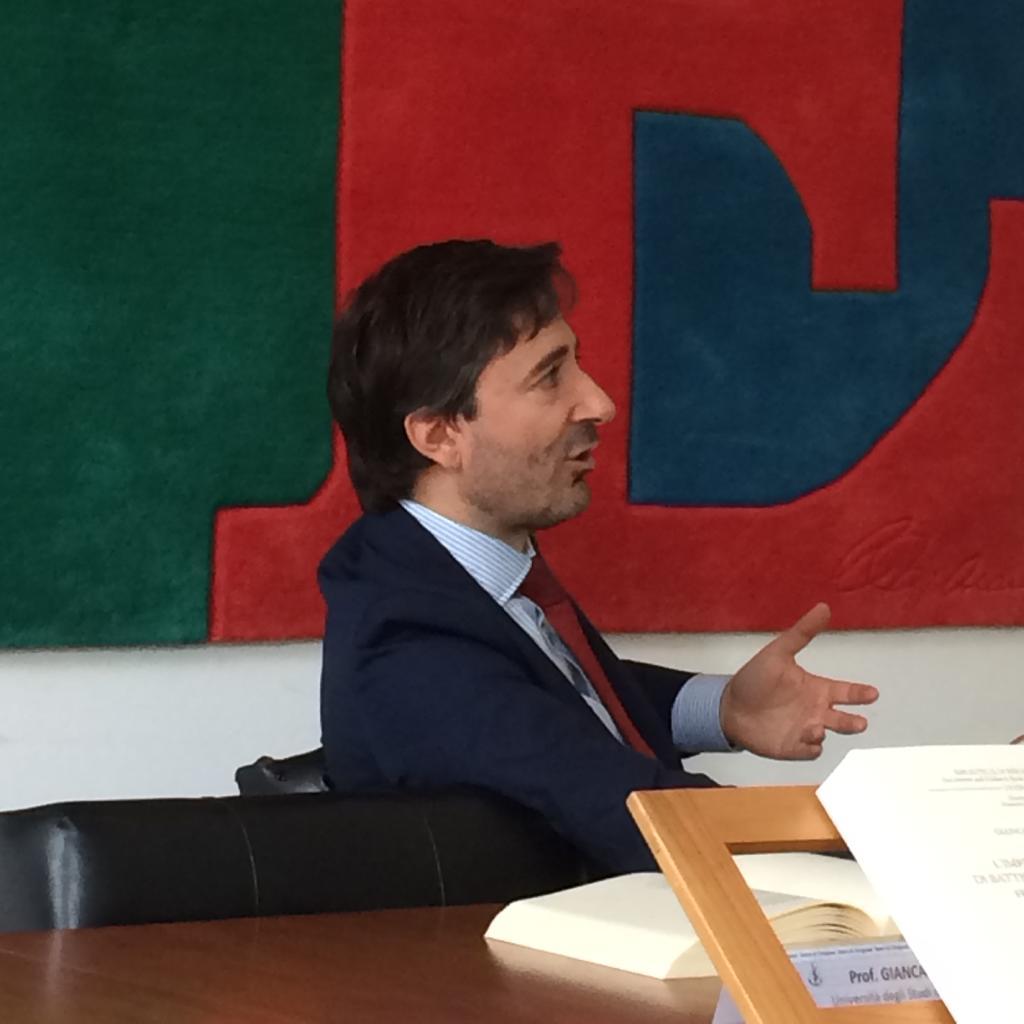 Conferenza Professor Petrella