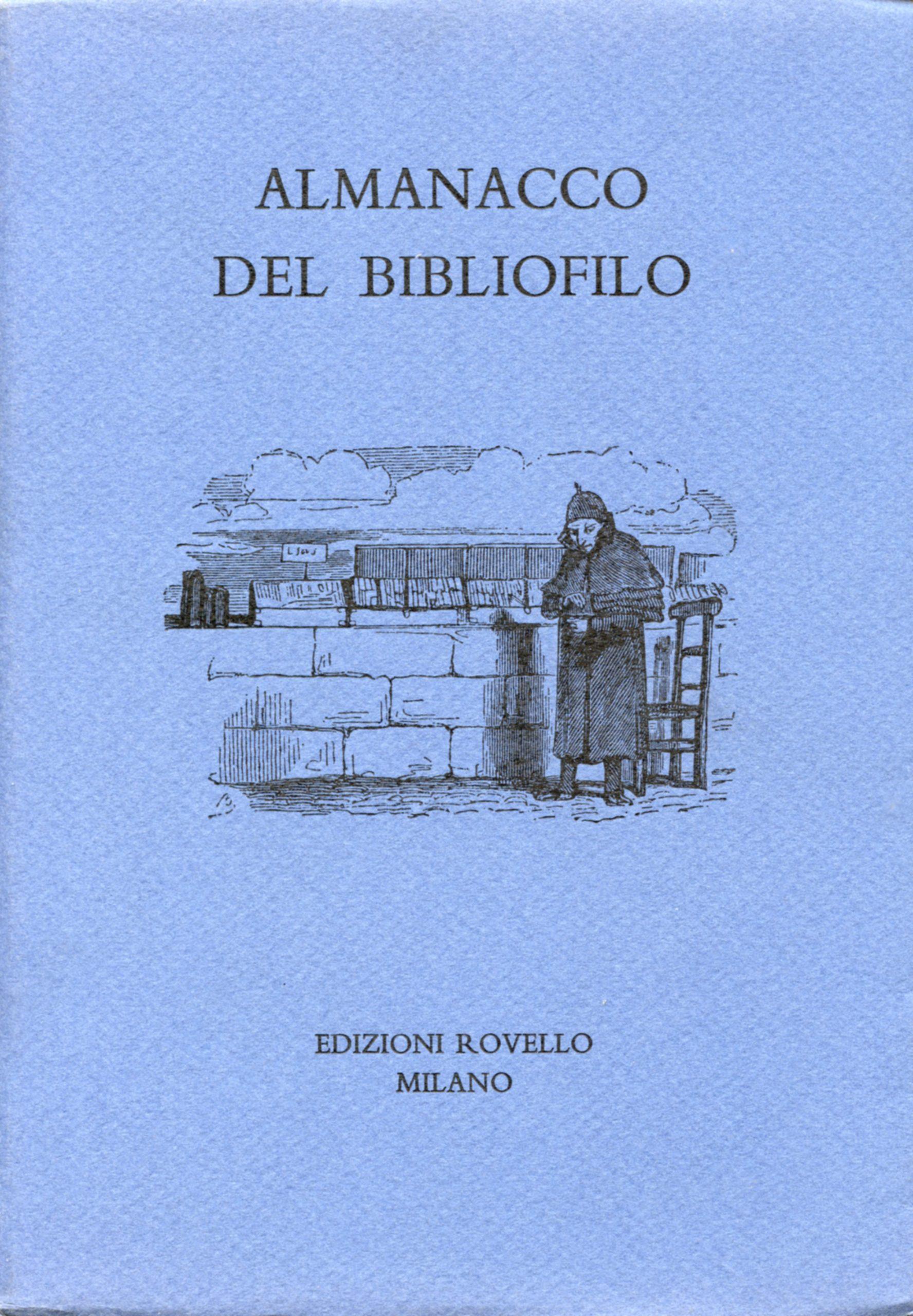 4. Amor librorum – Notizie e curiosità (1993)