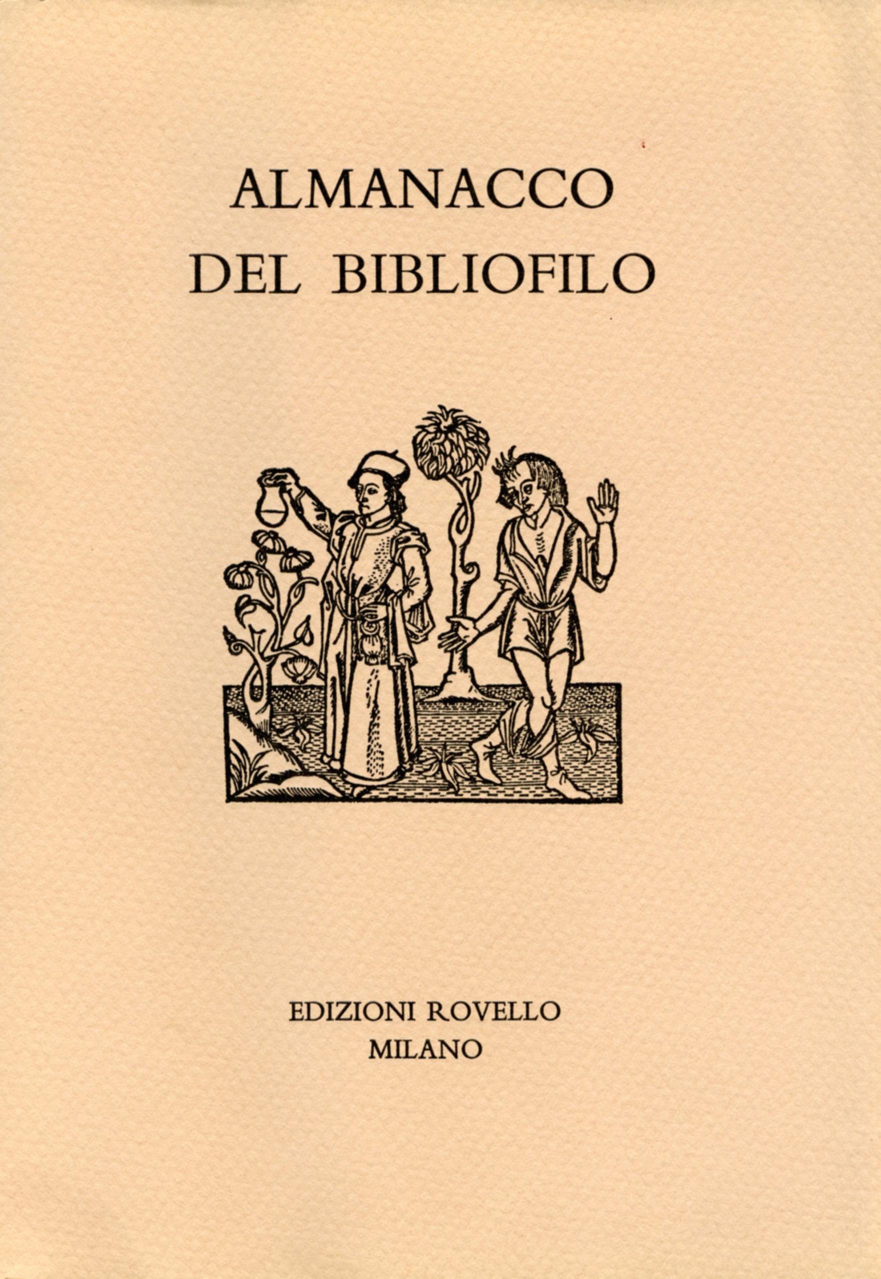 6. Agli amatori di buoni libri (1995)