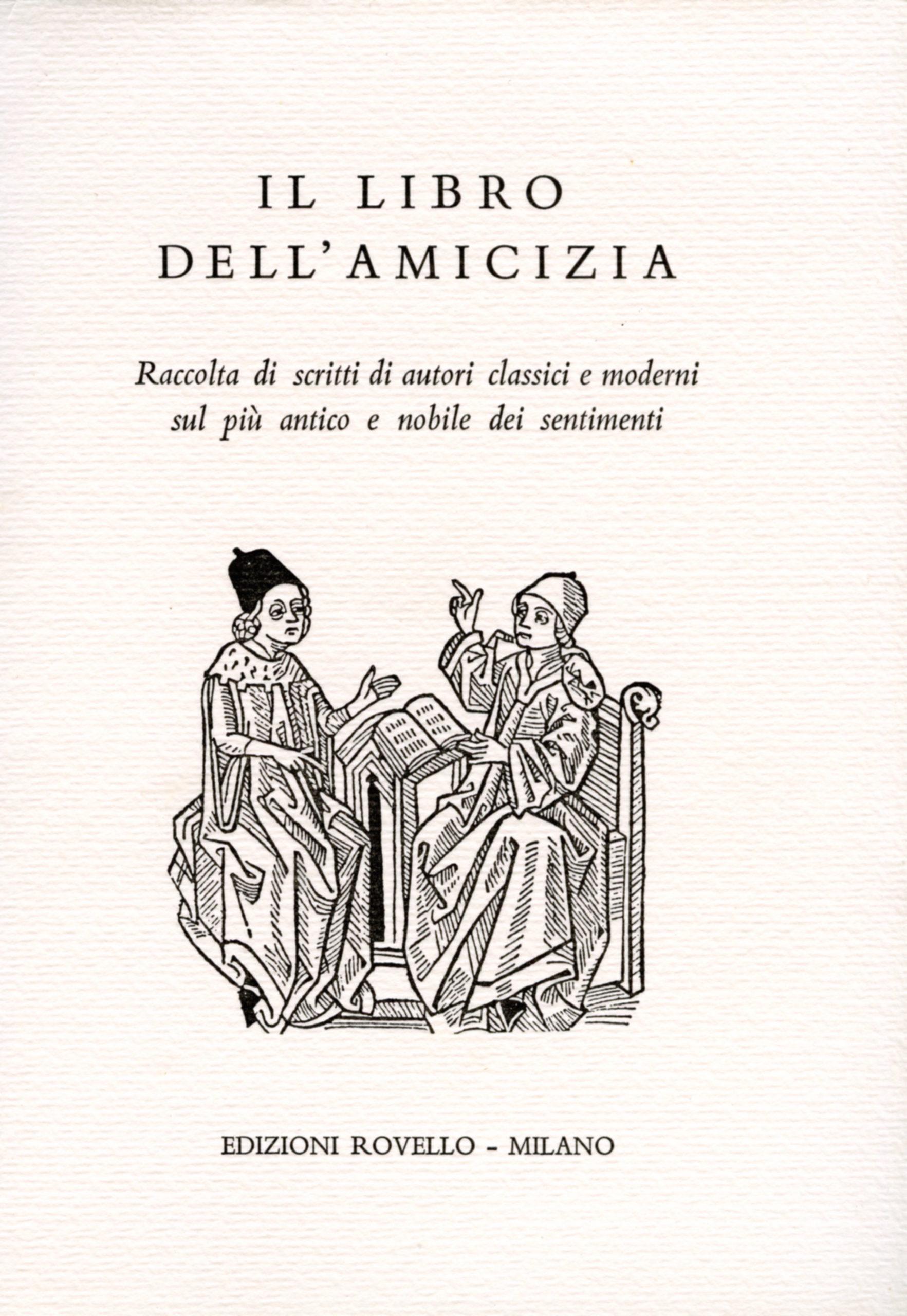 11. Il libro dell'Amicizia (2000)
