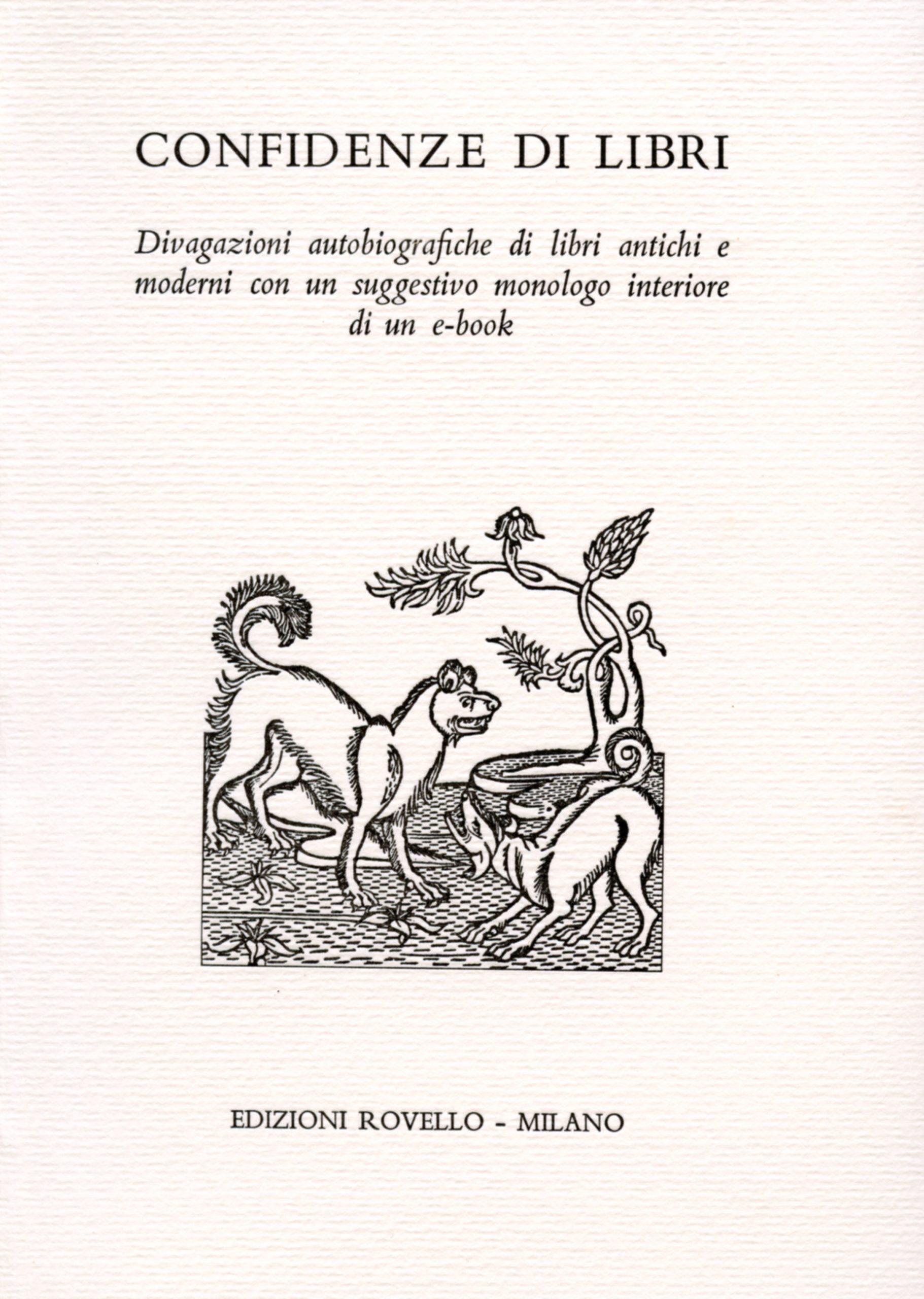 14. Confidenze di libri (2003)