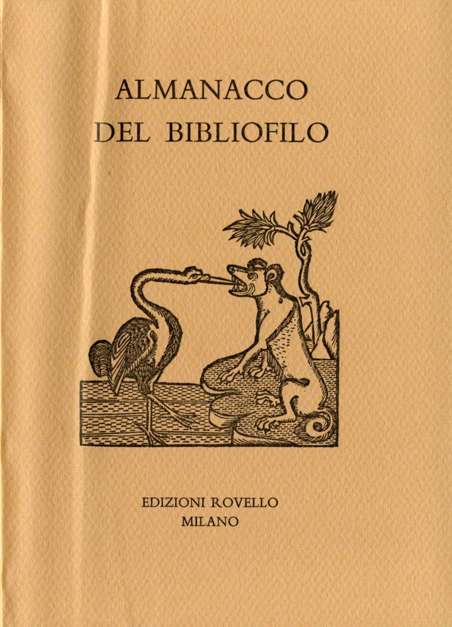 15. Antologia di racconti e saggi di bibliofilia (2004)